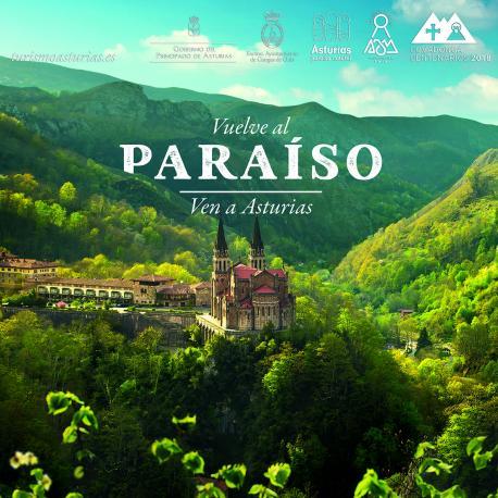 Vuelve al Paraísu Turismu d'Asturies