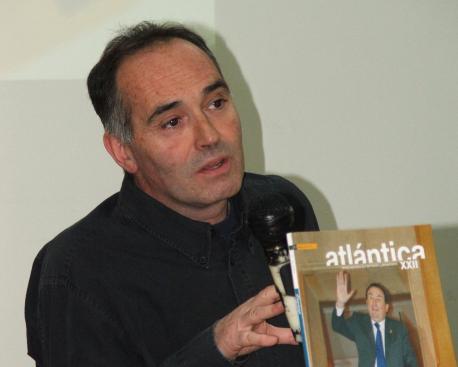 """Cándano: """"Asturies ye una autonomía mui corrupta; de les más nel Estáu"""""""