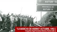 La marcha de hierro. Octubre, 1992