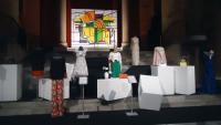 Exposición del artista, del arte y del territorio