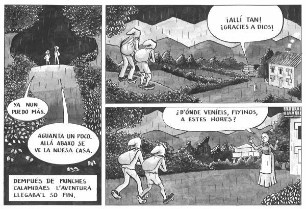 'Nueche abegosa' 8