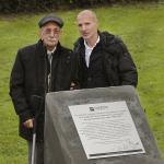 Jedem das Seine. (Na muerte de Vincent Garcia, deportáu nu 42.553, Buchenwald)