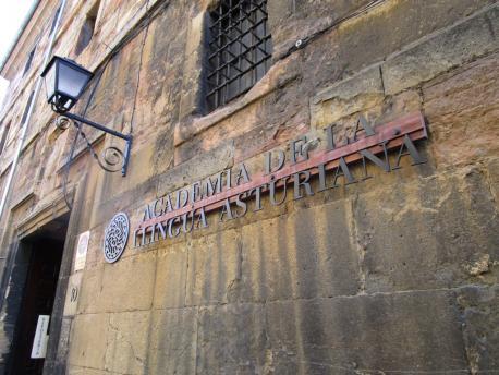 Academia de la Llingua Asturiana (ALLA) sede