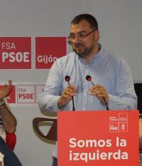 Adrían Barbón secretariu xeneral nuevu de la FSA