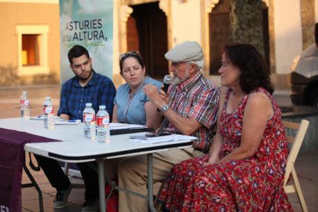 Valero acusa al PSOE de ser cómpliz de la desapaición de les D.O. asturianes cola so postura al TTIP