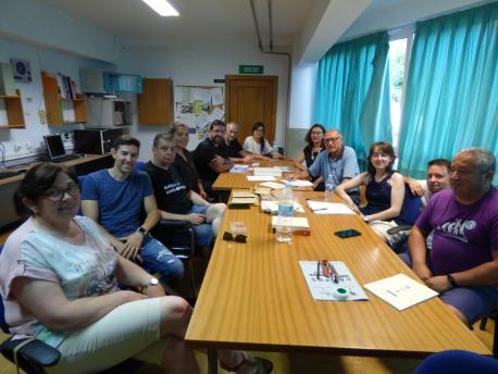 """Iglesias Cueva: """"L'adautación de los cursos a los niveles del Marcu Común Européu ye ún de los retos de la UABRA"""""""