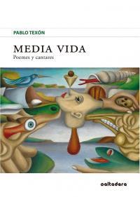 Cubierta 'Media vida' Pablo Texón