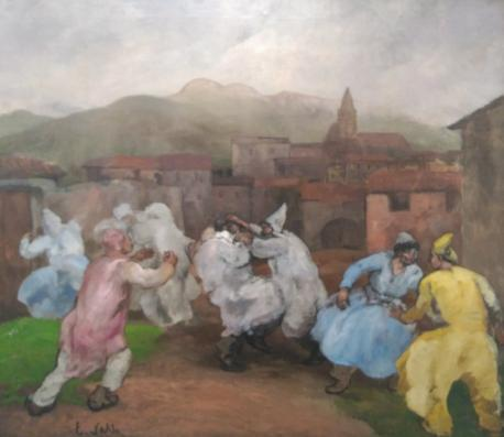 'Mazcarada d'Uviéu', d'Evaristo Valle