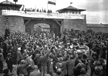 Lliberación de Mauthausen