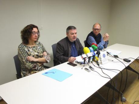 Marta Mori, Xosé Antón González Riaño, Xosé Ramón Iglesias Cueva