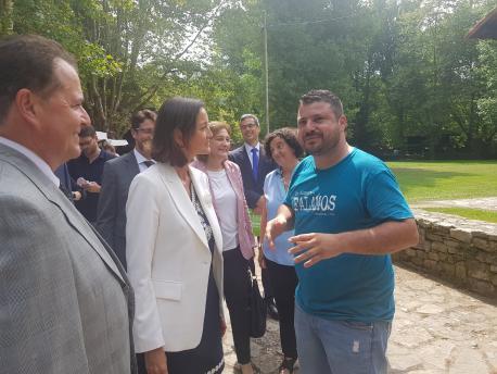 Rayes Maroto y Aitor García Corte