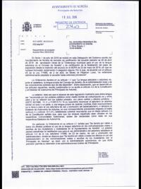Delegación de Gobiernu requier l'anulación de les ordenaces del asturianu en Noreña