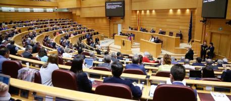 Senáu Plenu Presupuestos Xenerales del Estáu