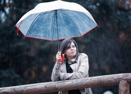Silvia Quesada 'Prefiero ver llover'