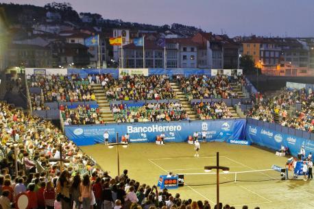 Tornéu tenis-playa de Lluanco 2011