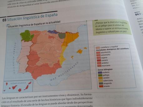 """""""Les editoriales incumplen la normativa del currículu d'Asturies"""", asegura Riaño"""