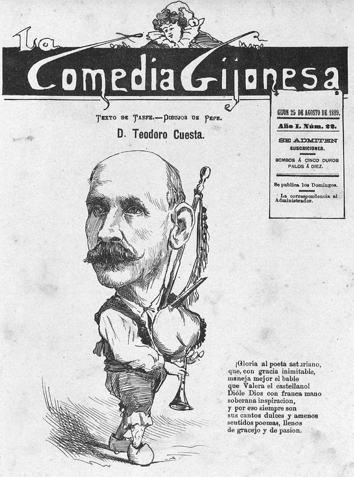 La comedia gijonesa nº 22