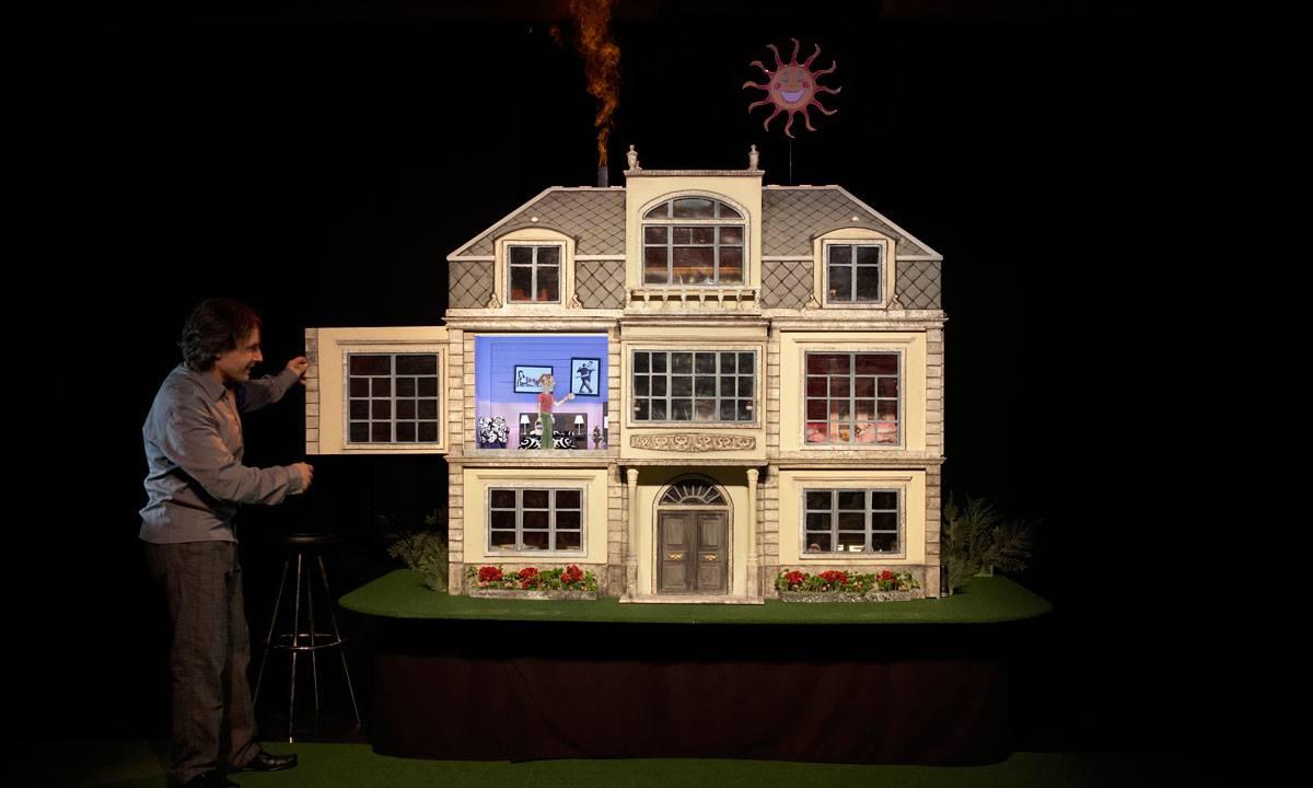 'Una casa', d'Higiénico Papel