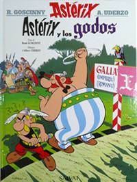 Astérix y los godos