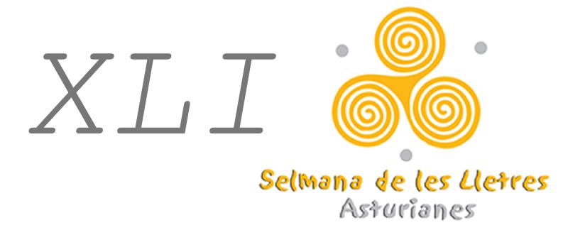 Cartelu XLI Selmana de les Lletres Asturianes Educastur
