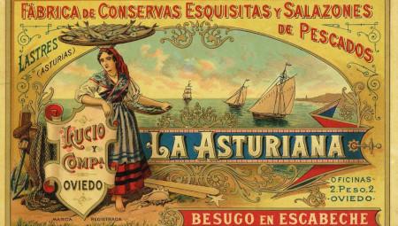 Iconografía femenina na industria conservera de pescáu n´Asturies (1893-1983)