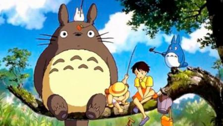 Cine a la Lluz de la Lluna: 'Mi vecino Totoro'
