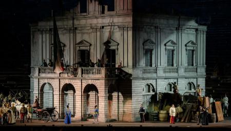 Ópera nel cine: 'Nabucco'