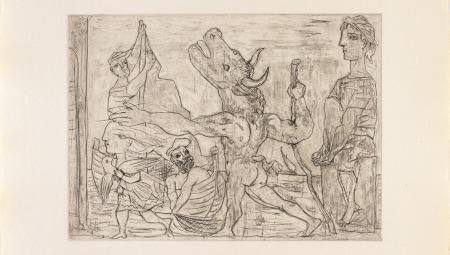 'Picasso. Grabados eternos'