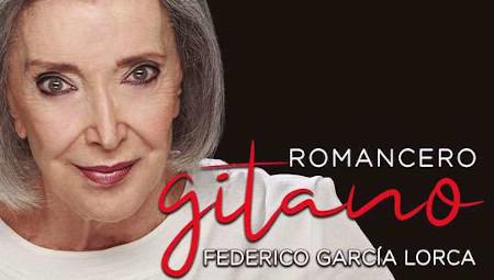 'Romancero gitano', con Nuria Espert