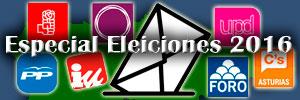 Especial Eleiciones 2016