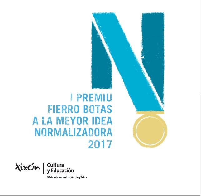 Premiu Fierro Botas a la Meyor Idea Normalizadora