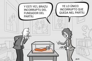 229 El brazu incorruptu (21 de febreru del 2021)