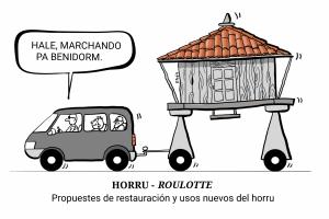 251 Horru-roulotte (25 de xunetu del 2021)