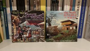 Discos n'asturianu de Menchu Álvarez del Valle