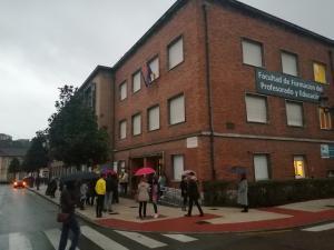 Facultá de Formación del Profesoráu y Educación B2 d'asturianu 2020