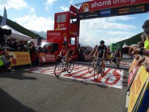 Farrapona ciclistes