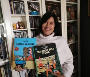 María Xosé Rodríguez López Tintín