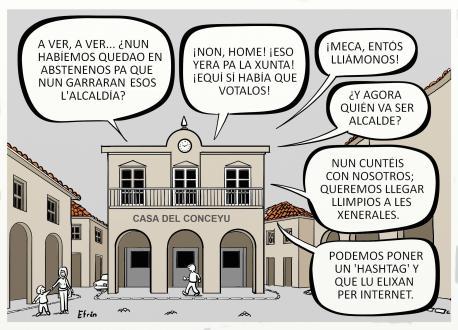 La casa del conceyu