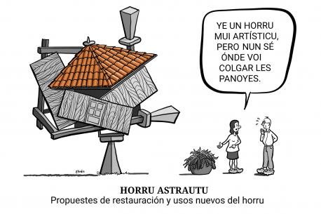 255 Horru astrautu (22 d'agostu del 2021)