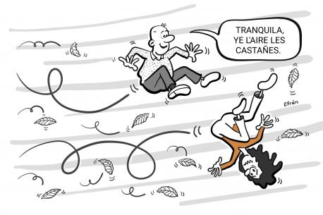 261 L'aire les castañes (24 d'ochobre del 2021)