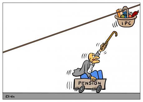 Nun baxen les pensiones