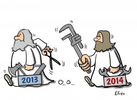 Feliz añu nuevu