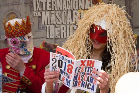 Festival Internacional Máscara Iberica 2018. Semeya: Mercedes Menéndez