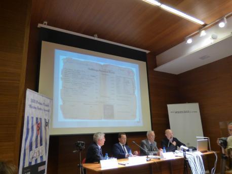 Presentación de '42.553 Depués de Buchenwald'