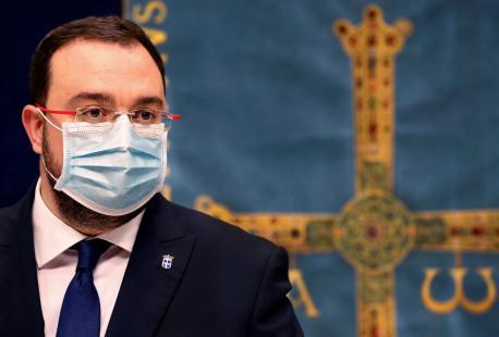 Adrián Barbón Asturies
