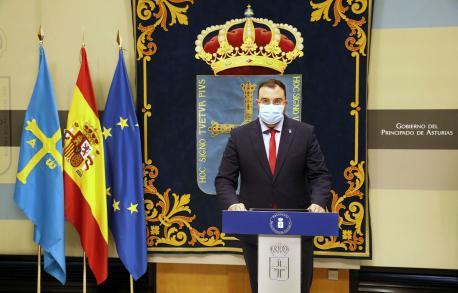 Asturies rexistra 3 casos nuevos de COVID-19, anque sigue evitando la tresmisión comunitaria