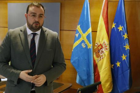 Adrián Barbón tres videoconferencia de presidentes