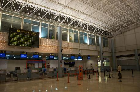 Aeropuertu d'Asturies por Savh