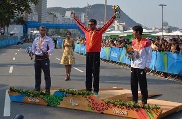 Suárez Laso consigue la única medaya olímpica p'Asturies en Rio
