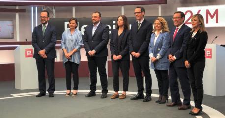 Alderique TPA candidatos eleiciones Nacionales